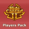 Hide Caesar 2 Player's Pack