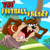 Taz' Football Frenzy